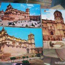 Postales: POSTALES COLEGIATA SAN PATRICIO LORCA MURCIA. Lote 175243640