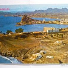 Postales: POSTAL AGUILAS- PANORAMICA DESDE EL HORNILLO- CIRCULADA. Lote 175508133