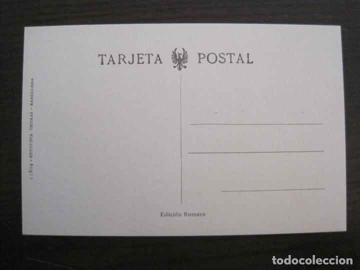 Postales: MURCIA-PUENTE NUEVO SOBRE EL SEGURA-24-THOMAS-POSTAL ANTIGUA-VER FOTOS-(62.099) - Foto 3 - 176015208
