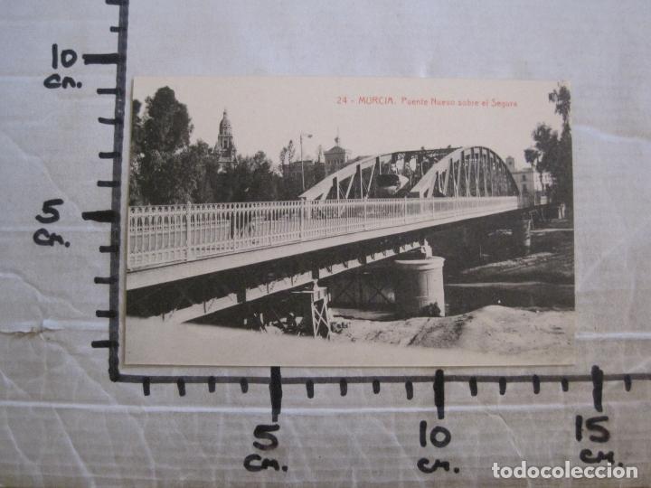 Postales: MURCIA-PUENTE NUEVO SOBRE EL SEGURA-24-THOMAS-POSTAL ANTIGUA-VER FOTOS-(62.099) - Foto 4 - 176015208