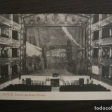 Postales: MURCIA-INTERIOR TEATRO ROMEA-22-THOMAS-POSTAL ANTIGUA-VER FOTOS-(62.101). Lote 176015440