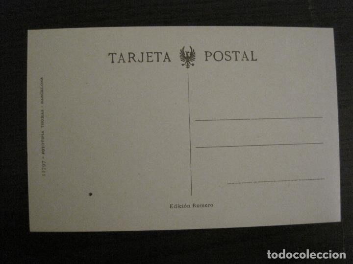 Postales: MURCIA-PUENTE VIEJO Y LA VIRGEN DE LOS PELIGROS-17-THOMAS-POSTAL ANTIGUA-VER FOTOS-(62.106) - Foto 3 - 176015815