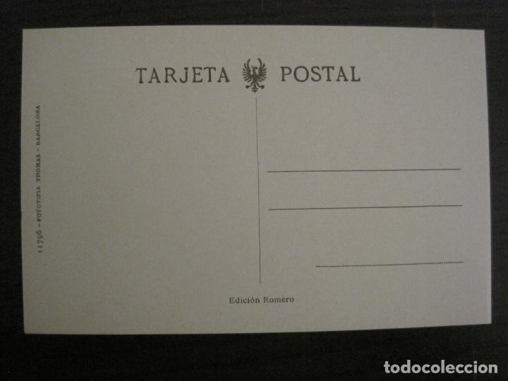 Postales: MURCIA-PLAZA DEL CARDENAL BELLUGA Y CATEDRAL-16-THOMAS-POSTAL ANTIGUA-VER FOTOS-(62.107) - Foto 3 - 176015894