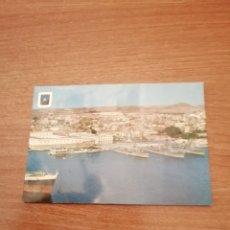 Postales: POSTAL CARTAGENA PUERTO CIRCULADA. Lote 176109418