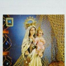 Postales: POSTAL CARTAGENA - NTRA SRA DEL CARMEN - PATRONA DE LA MARINA, Nº 110. Lote 176218257