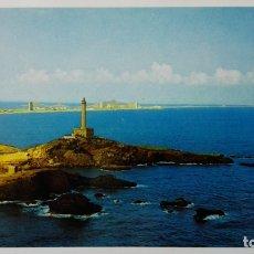 Cartes Postales: POSTAL CABO DE PALOS - VISTA AEREA DEL MAR MENOR Y LA MANGA. Lote 176267512