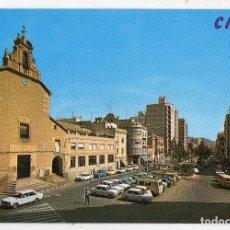 Postales: CIEZA. MURCIA. ESQUINA DEL CONVENTO. AÑO 1981.. Lote 176332128