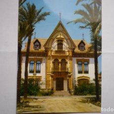 Postales: POSTAL S.PEDRO PINATAR -CASA DONDE VIVIO E.CASTELAR. Lote 176339770
