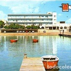 Postales: SANTIAGO DE LA RIBERA - 11007 MAR MENOR - HOTEL LOS ARCOS. Lote 176862295