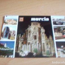 Postales: MURCIA -- DIVERSOS ASPECTOS. Lote 176985518