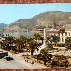 Postales: CARTAGENA - MONUMENTO A LOS HEROES DE CAVITE. Lote 177052124