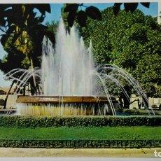 Postales: POSTAL CARTAGENA, PLAZA DE ESPAÑA, FUENTE. Lote 177287220