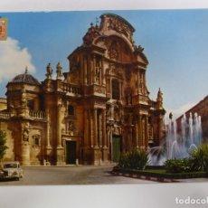 Cartes Postales: POSTAL. 14. MURCIA. FACHADA CATEDRAL. ED. SUBIRATS CASANOVAS. NO ESCRITA. . Lote 178573801