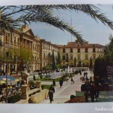 Cartes Postales: POSTAL. 36. MURCIA. GLORIETA DE ESPAÑA. ED. SUBIRATS CASANOVAS. NO ESCRITA. . Lote 178573887