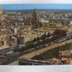 Cartes Postales: POSTAL. 133. MURCIA. VISTA AÉREA. ED. SUBIRATS CASANOVAS. NO ESCRITA. . Lote 178573943