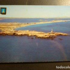 Postales: CABO DE PALOS MURCIA VISTA AEREA DEL MAR MENOR Y MANGA. Lote 178623910