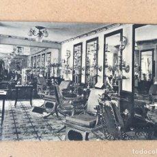 Cartes Postales: POSTAL PELUQUERIA LOS DOS AMIGOS - MURCIA - NO ESCRITA - PRINCIPIOS DE SIGLO. Lote 178827743