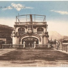Postales: POSTAL CARTAGENA REAL CLUB DE REGATAS . Lote 178947330