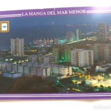 Postales: TARJETA POSTAL - LA MANGA DEL MAR MENOR - COSTA CALIDA . Lote 179015537