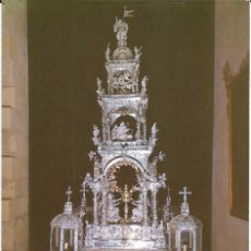 Postales: [POSTAL] CATEDRAL. CUSTODIA DEL CORPUS CHRISTI, DE P. DE MONTALTO. MURCIA (SIN CIRCULAR). Lote 179313356
