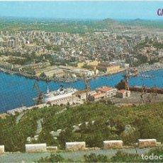 Postales: CARTAGENA (MURCIA) VISTA GENERAL - FOTO CATALAN IBARZ 3833 - S/C. Lote 179315435