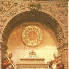 Postales: [POSTAL] CATEDRAL. URNA CON LAS ENTRAÑAS DE ALFONSO X EL SABIO. MURCIA (SIN CIRCULAR). Lote 179316466