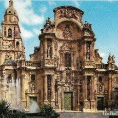 Postales: MURCIA, FACHADA CATEDRAL - ESCUDO DE ORO Nº 2 - S/C. Lote 179324917