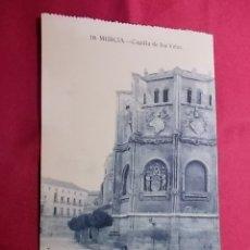 Postales: TARJETA POSTAL. 16. MURCIA. CAPILLA DE LOS VELEZ. EDICION MELERO. Lote 181222005