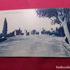 Postales: TARJETA POSTAL. 3. MURCIA. PASEO DEL MALECON. EDICIONES ROMERO. Lote 181225347