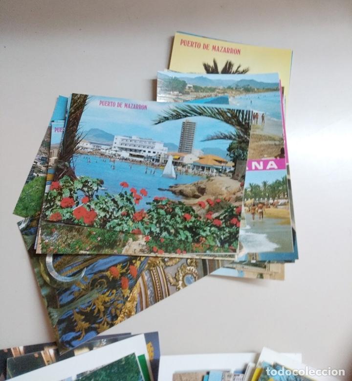 Postales: postales mar menor, cartagena y pto mazarron - Foto 4 - 182050455