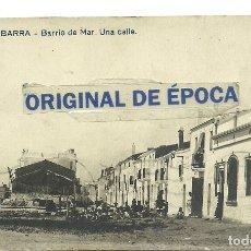 Postales: (PS-62090)POSTAL FOTOGRAFICA DE TORREDEMBARRA-BARRIO DE MAR.UNA CALLE. Lote 182199705