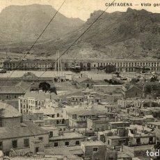 Postales: CARTAGENA VISTA GENERAL. Lote 182730193