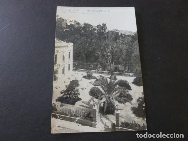 BALNEARIO DE ARCHENA MURCIA TERRAZA DEL GRAN CASINO (Postales - España - Murcia Antigua (hasta 1.939))