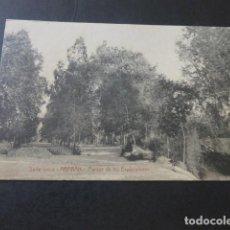 Postales: ABARAN MURCIA PARQUE DE LOS EXPLORADORES FOTOGRAFO E. TEMPLADO PPDAD. A GOMEZ YELO. Lote 183696285