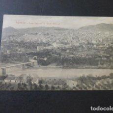 Postales: ABARAN MURCIA VISTA GENERAL FOTOGRAFO E. TEMPLADO PPDAD. A GOMEZ YELO. Lote 183696466