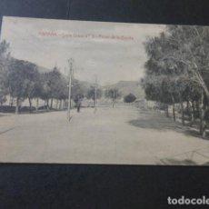 Postales: ABARAN MURCIA PASEO DE LA ERMITA FOTOGRAFO E. TEMPLADO PPDAD. A GOMEZ YELO. Lote 183696691
