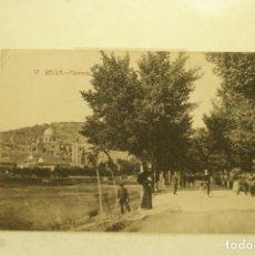 Postales: RARA YECLA MURCIA 17ALAMEDA FOTO RIPOLL ANIMADA. Lote 185880435