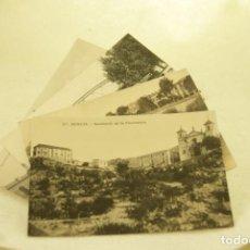Postales: MURCIA LOTE DE 4 POSTALES ANTIGUAS ESCRITAS 1913. Lote 185880757