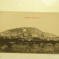 Postales: RARA YECLA 19 VISTA GENERAL MURCIA FOTO RIPOLL . Lote 185885228