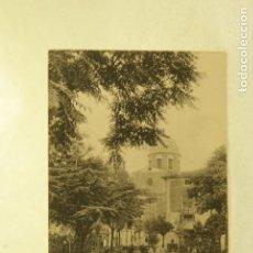 Postales: RARA YECLA 12 GLORIETA MURCIA FOTO RIPOLL. Lote 185889331