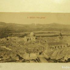 Postales: RARA YECLA 3 VISTA GENERAL MURCIA FOTO RIPOLL. Lote 185889485