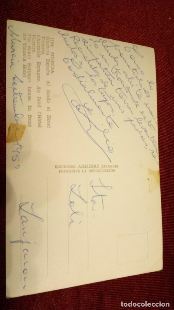 Postales: Murcia 1959 - Foto 2 - 185893715