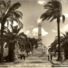 Postales: CARTAGENA. MONUMENTO HEROES DE CAVITE. GARCIA GARRABELLA Nº 16. Lote 186858730
