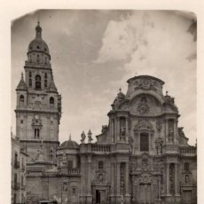 Postales: MURCIA. 18 CATEDRAL. ARRIBAS. Lote 187212352