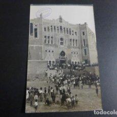 Postales: CARAVACA MURCIA PLAZA DE TOROS POSTAL FOTOGRAFICA MARTINEZ FOTOGRAFO. Lote 190154271