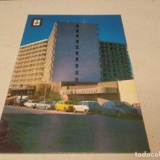 Postales: COMUNIDAD MURCIANA - POSTAL LA MANGA - HOTEL DOBLEMAR CASINO. Lote 191484880