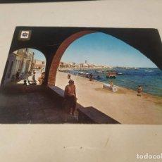 Postales: COMUNIDAD MURCIANA - POSTAL LOS ALCÁZARES (MAR MENOR) - PLAYA DEL ESPEJO. Lote 191487328