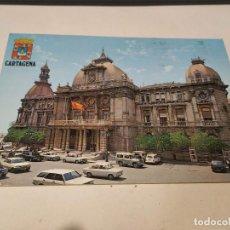 Postales: COMUNIDAD MURCIANA - POSTAL CARTAGENA - AYUNTAMIENTO. Lote 191504107