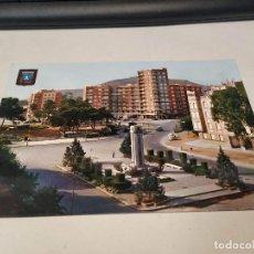 Postales: COMUNIDAD MURCIANA - POSTAL CARTAGENA - CRUZ DE LOS CAÍDOS - PLAZA DE ESPAÑA. Lote 191505508