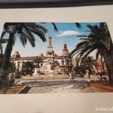 Postales: COMUNIDAD MURCIANA - POSTAL CARTAGENA - MONUMENTO A LOS HÉROES DE CAVITE. Lote 191505760